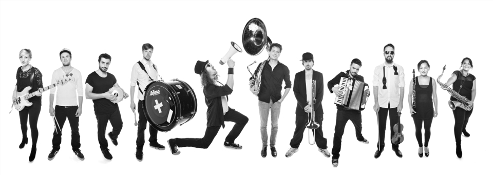 Band photo of Mumuvitch Disko Orchestar